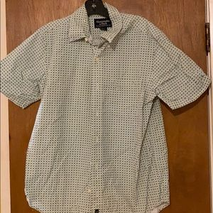 Abercrombie Men's Button Down Short Sleeve